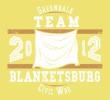 Team Blanketsburg One Piece - Short Sleeve