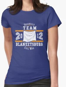 Team Blanketsburg Womens Fitted T-Shirt