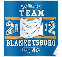 Team Blanketsburg Poster