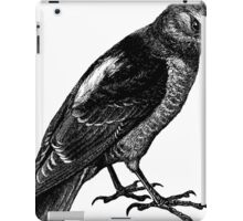 Don't act like you don't see me.  iPad Case/Skin