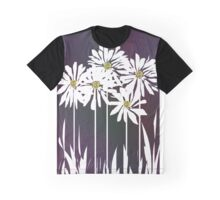 Spring Daisies Graphic T-Shirt