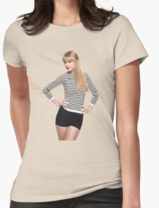 Taylor Swift Womens Fitted T-Shirt