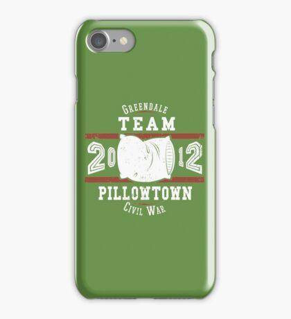 Team Pillowtown iPhone Case/Skin