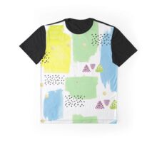Summer Memories - watercolor Graphic T-Shirt