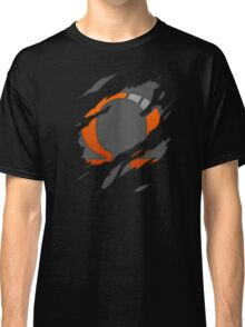 Ripped Omega Gaming Classic T-Shirt