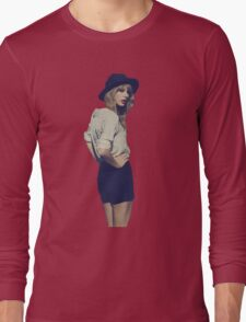Taylor Swift Red Long Sleeve T-Shirt