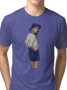Taylor Swift Red Tri-blend T-Shirt