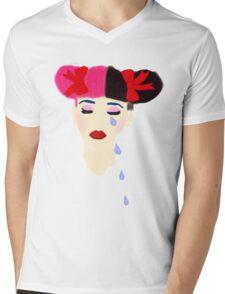 Cry Baby Melanie Martinez Mens V-Neck T-Shirt
