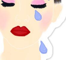 Cry Baby Melanie Martinez Sticker