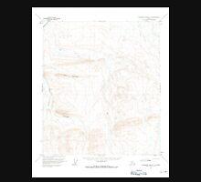 USGS TOPO Map Alaska AK Chandler Lake C-1 354840 1971 63360 Unisex T-Shirt
