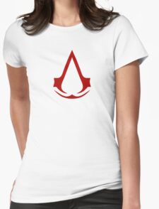 Assassins Creed Womens Fitted T-Shirt