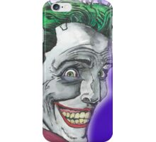 The Joker - The Killing Joke iPhone Case/Skin