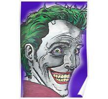 The Joker - The Killing Joke Poster