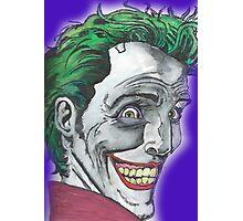 The Joker - The Killing Joke Photographic Print