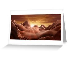 Valley Of Souls Greeting Card