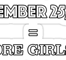 Gilmore girls day Sticker