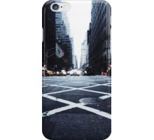 symmetry road iPhone Case/Skin