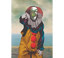 IT's Pennywise in The Son of a Man Photographic Print