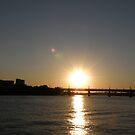 Silverwater Sunset by CapturedByKylie