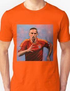 Franck Ribery painting Unisex T-Shirt