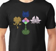 The Fated Four - Tribal Unisex T-Shirt