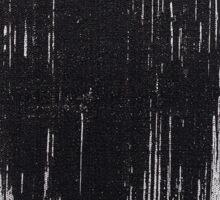 Black Brush Stroke Sticker