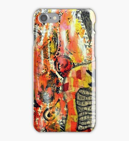 Personal Collage  iPhone Case/Skin