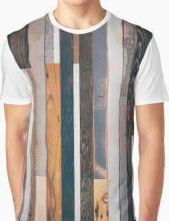 Reclaimed Wood  Graphic T-Shirt