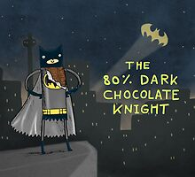 The 80% Dark Chocolate Knight by Sophie Corrigan
