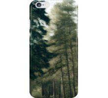 Classic Antique Trees iPhone Case/Skin