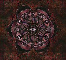 Conscious Visions Mandala by Daniel Watts