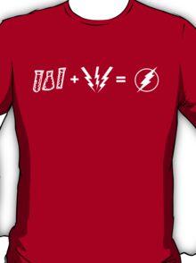 Flash - A Sheldon Cooper tshirt design T-Shirt