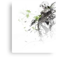 GW2 Girl Hunter Canvas Print