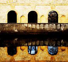 Historical Water Tank  by Imi Koetz