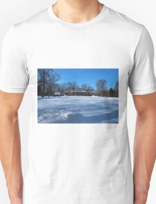 Wildwood Manor House II Unisex T-Shirt