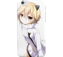 saotome from tokyo ravens iPhone Case/Skin