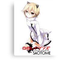 saotome from tokyo ravens Canvas Print