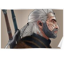 The Witcher: Geralt of Rivia Poster