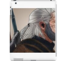 The Witcher: Geralt of Rivia iPad Case/Skin