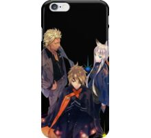 mage team together  iPhone Case/Skin