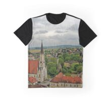 From Melk Abbey 7 Graphic T-Shirt
