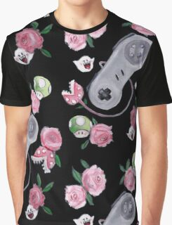 Feminintendo Graphic T-Shirt