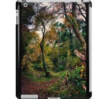 Forest Trees HDR iPad Case/Skin