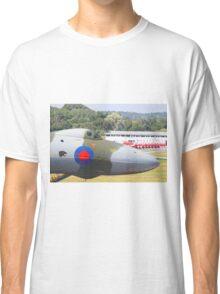 The Spirit Of Great Britain - Farnborough 2014 Classic T-Shirt