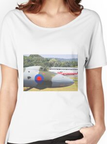 The Spirit Of Great Britain - Farnborough 2014 Women's Relaxed Fit T-Shirt