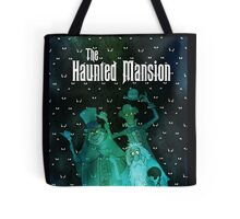 Haunted Mansion's Hitchhiking Ghosts Tote Bag