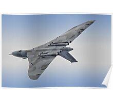 Vulcan - Valedation Display - Farnborough 2014 Poster