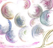 Bubbles Bubbles by Teresa White