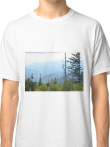 The Great Smoky Mountains, North Carolina. Classic T-Shirt