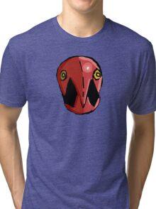 Scizor Claw Tri-blend T-Shirt
